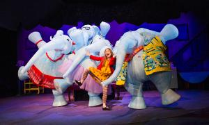 The Elephantom at New London theatre